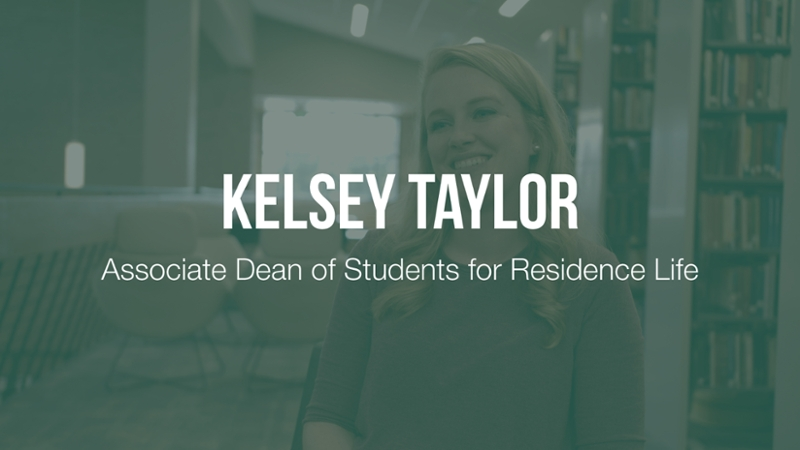 Q&A with Kelsey Taylor