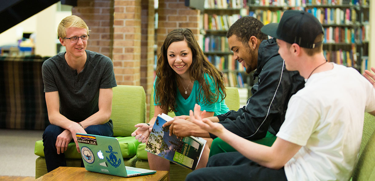 Burton Center For Student Success Lees Mcrae College