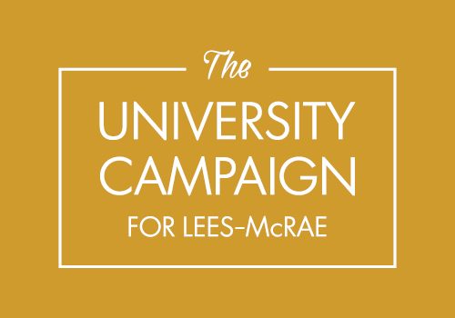 The University Campaign for Lees-McRae