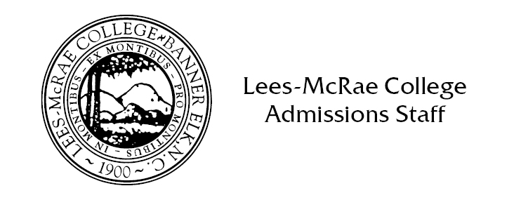 Meet the Lees-McRae Admissions Team