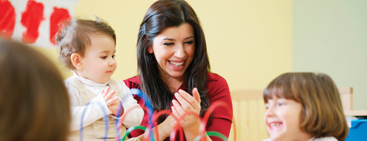 Birth-Kindergarten Education - Extended Campus Programs
