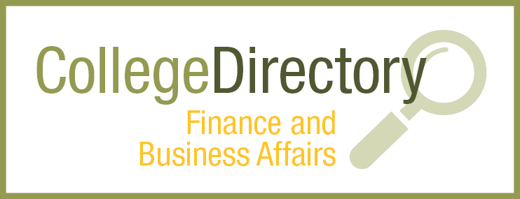 Finance and Business Affairs | Search by Department
