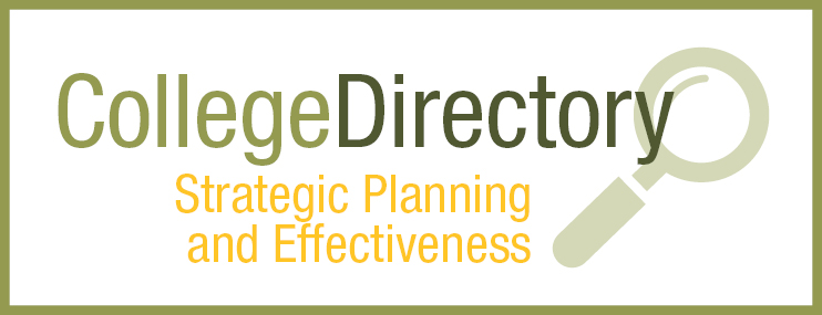 Stragetic Planning and Effectiveness | Search by Department