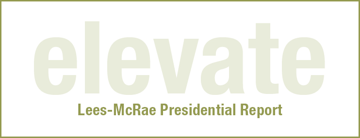 Elevate | Lees-McRae Presidential Report